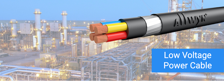 Industrial Power Cable LV