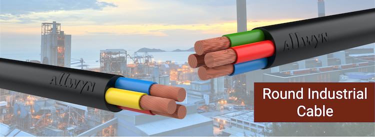 Multicore Flexible Industrial Cable